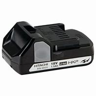 hitachi 18v hxp battery