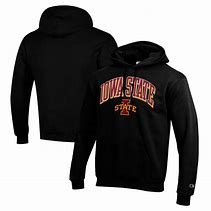Elite Fan Shop Herren Team Color Arch Hoodie Sweatshirt NCAA Hoodie Sweatshirt Team Color Arch